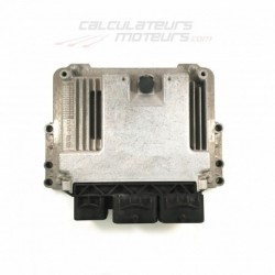 Calculateur Moteur CITROEN C2 SIEMENS 5WS40021C-T, SW 9648971880 SID 802