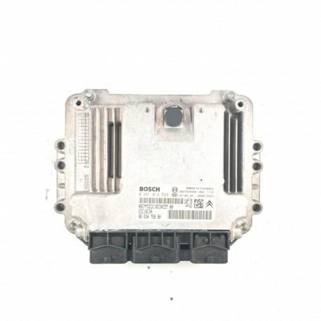 Calculateur Moteur CITROEN C3 Bosch, 0 281 012 529, 96 634 758 80, 0281012529, 9663475880, 281012529, EDC16C34