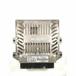 Calculateur Moteur PEUGEOT 407  Siemens, 5WS40206E-T, SID 803, SID803