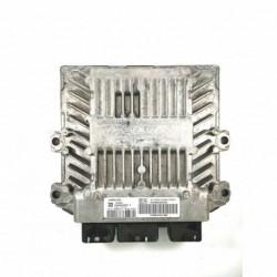 Calculateur Moteur CITROEN PEUGEOT Siemens, 5WS40285C-T, SW 9660300280, SW9660300280, HW9653451880, SID806