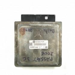 Calculateur Moteur VOLKSWAGEN PASSAT Bosch, 03G 906 018 EM, 03G906018EM, SIEMENS VDO 5WP45562, DIESEL SIMOS PPD1.2