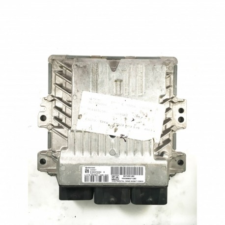 Calculateur Moteur CITROEN PEUGEOT Continental, S180075002 H, SID 807, S180075002H, SID807
