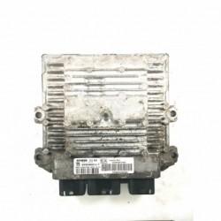Calculateur Moteur CITROEN  Siemens, 5WS40021J-T, SW 9650670480, SW9650670480, HW 9643455080, SID 802