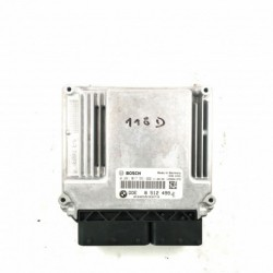 Calculateur Moteur BMW Bosch, 0 281 017 551, DDE 8 512 499, 0281017551, DDE8512499, 8512499