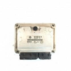 Calculateur Moteur SKODA FABIA 1.9 SDI Bosch, 0 281 010 107, 0281010107, 281010107, 038 906 012 AN