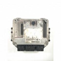 Calculateur Moteur CITROEN PEUGEOT 1.6 HDI  Bosch, 0 281 011 863, 96 617 733 80, 0281011863, 9661773380, 9653958980, EDC16C34