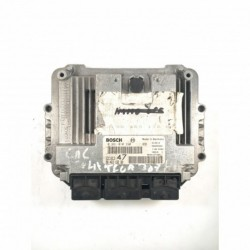 Calculateur Moteur PEUGEOT 307 1.4 HDI  Bosch, 0 281 010 390, 96 463 132 80, 0281010390, 9646313280, 9644157380, 28SA5502, EDC16C3 47