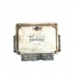 Calculateur Moteur RENAULT MEGANE  Bosch, 0 281 010 442, HOM 8200049306, 0281010442, HOM8200049306, 8200141954