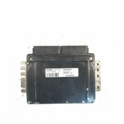Calculateur Moteur RENAULT MEGANE Siemens, S110138000 C, S110138000C, 8200059086, 8200044437