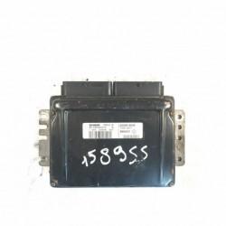 Calculateur Moteur RENAULT CLIO 1.4 Siemens, S110030314 A, SIRIUS 32, S110030314A, SIRIUS32