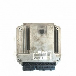 Calculateur Moteur TOYOTA Bosch, 0 281 015 385, EDC16, 0281015385