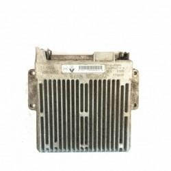 Calculateur Moteur RENAULT CLIO Sagem, HOM 7700868295, PLF 7700104481, HOM7700868295, PLF7700104481