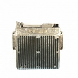 Calculateur Moteur RENAULT CLIO 1.2 Sagem, HOM 7700868295, PLF 7700108455, HOM7700868295, PLF7700108455