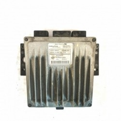 Calculateur Moteur RENAULT Delphi, R 0410C066 A, 8200303619, R0410C066A, HOM 8200129063
