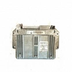Calculateur Moteur RENAULT CLIO 1.2 Sagem, HOM 7700868294, PLF 7700 112 791 / 7700 112 763, HOM7700868294, PLF7700112791/7700112763, SAFIR 2