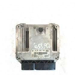 Calculateur Moteur CHEVROLET AVEO Bosch, 0 281 018 383, AA5H, 0281018383
