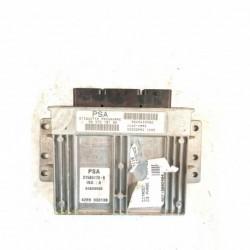 Calculateur Moteur CITROEN 1.4 Sagem, 9649433980, PSA 96 587 390 80, PSA9658739080, 9658739080