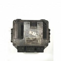 Calculateur Moteur PEUGEOT 206 1.4 HDI  Bosch, 0 281 012 528, 96 634 756 80, 0281012528, 9663475680, 9657699480, EDC16C34