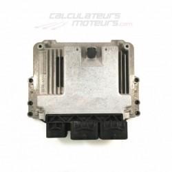 Calculateur Moteur CITROEN C2 SIEMENS 5WS40285 E-T, 9663483180 SID 806